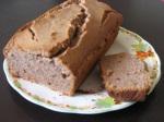 Chestnut Cake - a gluten-free recipe