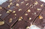 Chocolate Ginger Squares