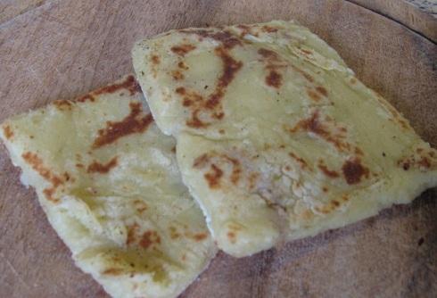 gluten free potato farls
