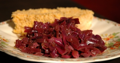 Sweet Red Cabbage